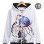 เสื้อฮู้ดกันหนาว Re-Zero Hoodie 2016 (มีให้เลือก 21 แบบ) thumbnail 19