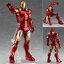 Figma Action Figure Series Ironman(มหาประลัย คนเกราะเหล็ก) thumbnail 1