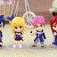 โมเดลแฟรี่เทล Fairy Tail ชุด 4 ตัว(ฐานสีเทา) thumbnail 1