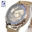 นาฬิกา LED จอสัมผัส Kuroshitsuji สีทอง (ของแท้) thumbnail 3