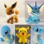 ตุ๊กตาโปเกมอน Pokemon (ชุดที่ 1) thumbnail 1