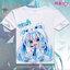 เสื้อยืดแขนสั้น Hatsune Miku (มีให้เลือก 24 แบบ) thumbnail 14