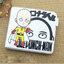 กระเป๋าสตางค์ลายไซตามะ วันพั้นแมน One Punch Man (แบบที่ 1) thumbnail 1