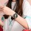 นาฬิกาข้อมือ LED จอสัมผัส Fate stay night รุ่นสายหนัง (ของแท้) thumbnail 2