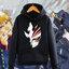 เสื้อฮู้ดกันหนาว Bleach บลีช เทพมรณะ (มีให้เลือก 3 สี) thumbnail 1