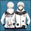 เสื้อฮู้ดกันหนาว Kantai Collection thumbnail 1