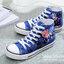 รองเท้าผ้าใบลาย Re:Zero รีเซทชีวิต ฝ่าวิกฤตต่างโลก รุ่น 2016 thumbnail 3