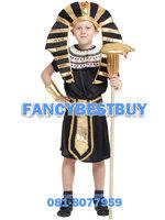 ชุดประจำชาติอียิปต์ เจ้าชายอียิปต์ Pharaoh Boy ขนาด M, L, XL