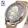นาฬิกาข้อมือ LED จอสัมผัส Fate stay night รุ่นสายสีทอง (ของแท้) **มีให้เลือก 5 แบบ**
