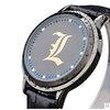 นาฬิกา LED จอสัมผัส Death Note(สีดำ)