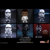 Star Wars: The Force Awakens Cosbaby Bobble-Head (Series 1)