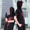 เสื้อฮู้ดกันหนาวแขนสั้น FFF Baka to Test to Shoukanjuu(โรงเรียนป่วน ก๊วนคนบ๊อง)
