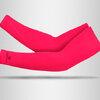 ปลอกแขนกัน UV size M : Lady Pink