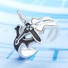 แหวนเงินแท้ Sword Art Online (มีให้เลือก 2 แบบ)