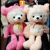 ตุ๊กตาหมีใส่หมวกคลุม น่ารักๆ