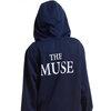 เสื้อคลุมกันหนาว The Muse(บันทึกจอมโจรแห่งสุสาน)