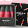 Sivanna Color Lip Liner Set ซีเวียน่าชุดลิปดินสอ (1 กล่อง = 12 สี)