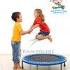 แทรมโพลีน 40 นิ้ว สปริงบอร์ดใช้สำหรับออกกำลังกาย เล่นได้ทั้งเด็กและผู้ใหญ่