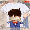 เสื้อยืดแขนสั้นยอดนักสืบจิ๋วโคนัน Detective Conan (มีให้เลือก 24 แบบ)