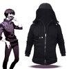 เสื้อแจ็คเกตสีดำ(Tokyo Ghoul)