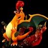 Poke Studio - Lizardon - Pokemon (ของแท้ลิขสิทธิ์)
