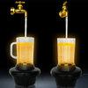 โคมไฟ ก๊อกน้ำมายากลลอยได้ Magic faucet mug  SIZE ใหญ่