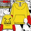 เสื้อฮู้ดกันหนาวไซตามะ One Punch Man(สีเหลือง)