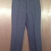 เอว32-36 แบรนด์ Gap รุ่น Tailored Crop กางเกงทำงานคนอ้วน cotton&spandex เนื้อแน่นยืด สีเขียวขี้ม้า
