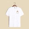 เสื้อยืดลายสกีนแขนสั้น ชิบะ อินุ (Shiba Inu)**มีให้เลือก 4 สี**