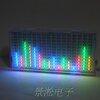 VU 12X16 สเปกตรัมเสียง FFT การควบคุมการควบคุมเสียง LED 192 dot matrix (หลายสี)
