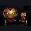 King Arts 1/5 Avengers Iron Man MK43 & Hulkbuster (ของแท้)