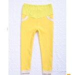 กางเกงคนท้อง ขา5ส่วน สีเหลือง มีปรับระดับได้ size XL,XXL ใส่สบายสุดๆค่ะ