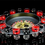 เกมส์คาสิโน รูเล็ตช็อท Roulette Shot Drinking Game