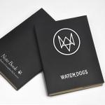 สมุดบันทึก Watch Dogs (มีให้เลือก 4 แบบ)
