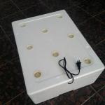 ชุดคิทกล่องโฟม 8 ต้น (น้ำนิ่ง)