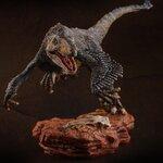 REBOR Utahraptor Ostrommaysorum (Wind Hunter) 1/35 (ของแท้ลิขสิทธิ์)