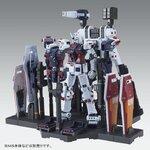 P-bandai:Hanger Stand Display for MG Full Armor Thunderbolt 2808yen