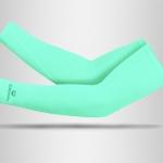 ปลอกแขนกัน UV size M : Cool mint