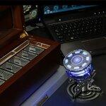 Energy Plate Box & Reactor 1/1 - IRON MAN 2 (ของแท้ลิขสิทธิ์)