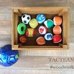 ลังไม้สัก (M) Mini-Furniture ไม้สักแท้ ลังไม้อเนกประสงค์สำหรับใส่อุปกรณ์ได้หลายแบบ หลายอย่าง ตามความสะดวกความเหมาะสม เก็บของเล่นต่างๆ เช่น ลูกเบสบอล ลูกฟุตบอล ตามขนาดของลังไม้ หรือเก็บตุ๊กตาหมีก็ได้ค่ะ ผลิตและจัดจำหน่ายโดย... TACTEAM #woodwork