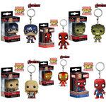 พวงกุญแจ POP Funko Avengers (มีให้เลือก 7 แบบ)