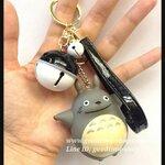 พวงกุญแจโมเดลโตโตโร่ (Totoro) งานสวยมาก