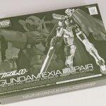 Pre_order:P-Bandai Online Hobby Shop Exclusive: RG 1/144 Gundam Exia Repair Pack 1260yen สินค้าเข้าไทยเดือน5 มัดจำ 500