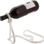ที่วางขวดไวน์ลอยได้ เชือกเวทมนต์ Magic Wine Rope Bottle Holder
