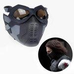 หน้ากาก Winter Soldier วินเธอร์ โซลเยอร์**ของแท้ลิขสิทธิ์**