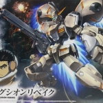 ็็HG BT 1/144 Gundam Gusion Rebake 1200y