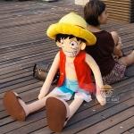 ตุ๊กตามังกี้ ดี ลูฟี่ วันพีช (Monkey D. Luffy)