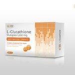 OZEE Glutathione 1,200 mg.