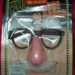 ชุด แว่นตา จมูก หนวด V.2
