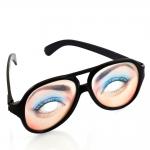 แว่นตาแฟนซี กวนๆ ฮาๆ แบบผู้หญิง  Her Weirdo Glasses